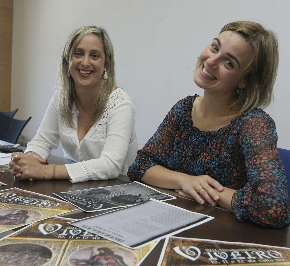 Lara Concejal Cultura Viveiro