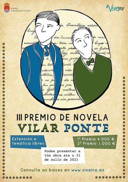 III PREMIO DE NOVELA VILAR PONTE
