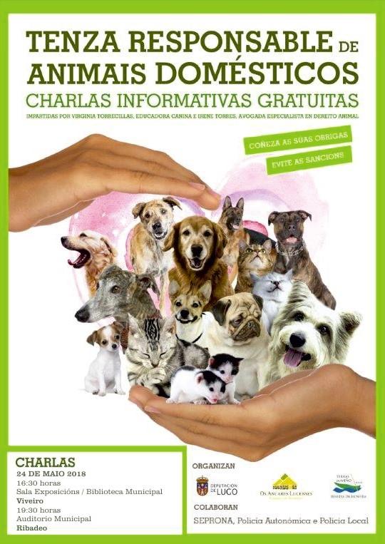 TENZA RESPONSABLE DE ANIMAIS DOMESTICOS