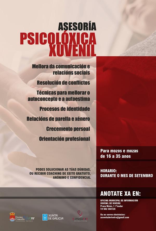 PROGRAMACIÓN FORMATIVA OFICINA MUNICIPAL DE INFORMACIÓN XUVENIL DO CONCELLO DE VIVEIRO