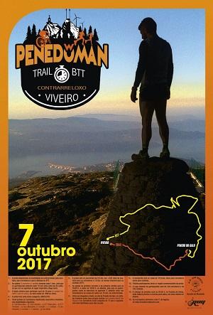 I Edición da proba deportiva PenedoMan