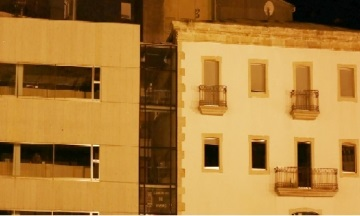 Corte trafico avenida de Cervantes