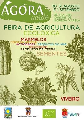 Feira de agricultura ecoloxica