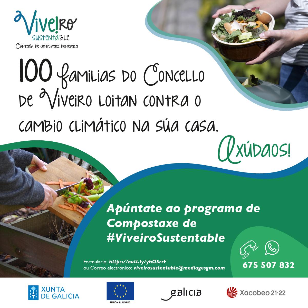 PROGRAMA DE COMPOSTAXE DOMICILIARIO DO CONCELLO DE VIVEIRO