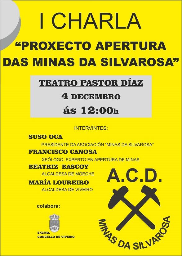 PROXECTO APERTURAS DAS MINAS DA SILVAROSA