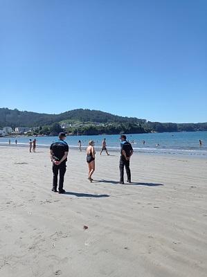 Vixiancia nas praias