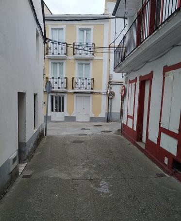 Obras Rua Arribada