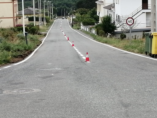 Melloras estrada Provincial LU-6606
