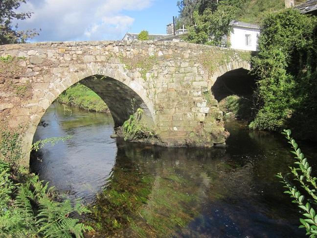 Limpeza ponte Landrove e rio Xunqueira