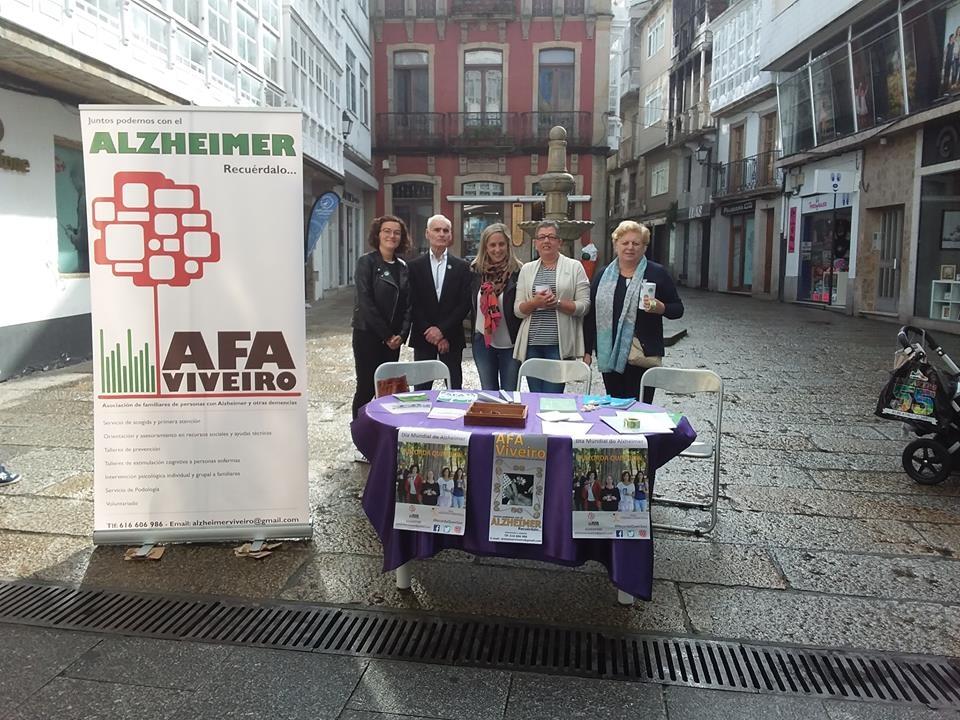 SUBVENCIÓN Á ASOCIACIÓN DE FAMILIARES DE ENFERMOS DE ALZHEIMER