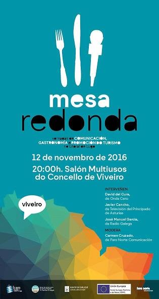 Xornadas de Comunicación, Gastronomía e promoción do turismo no litoral de Lugo