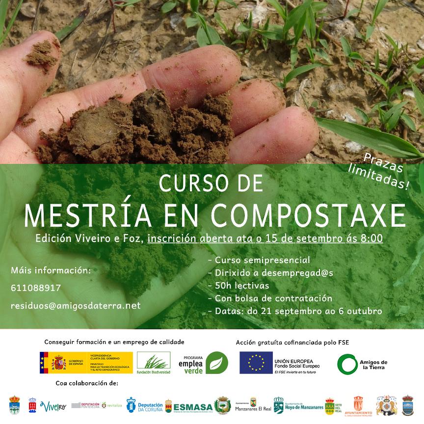 Curso compostaxe